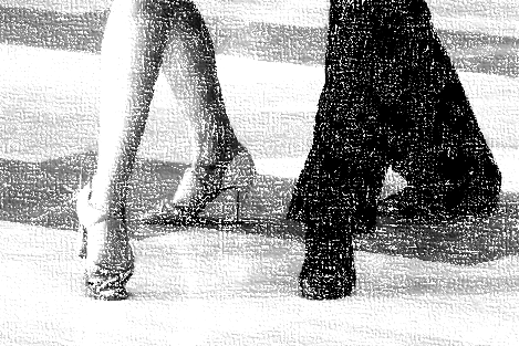 3 step dance