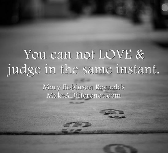LOVE & judge