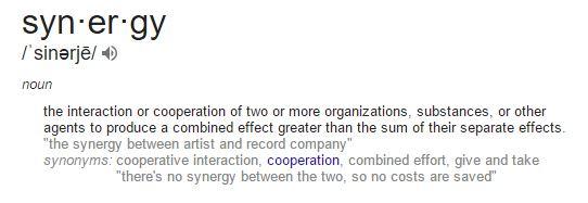 synergy 1